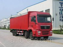 Shacman SX5311GP3PY soft top box van truck