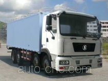 Shacman SX5311XXYSP soft top box van truck