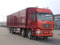 陕汽牌SX5316CCQGN456型畜禽运输车