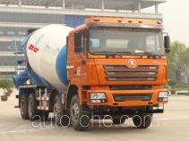 陕汽牌SX5316GJBDR286型混凝土搅拌运输车