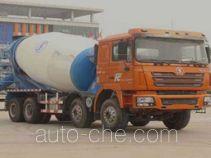 陕汽牌SX5316GJBDT306型混凝土搅拌运输车