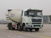 陕汽牌SX5316GJBDT326型混凝土搅拌运输车