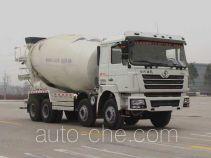 陕汽牌SX5316GJBDT326TL型混凝土搅拌运输车