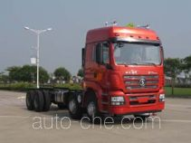 Shacman SX5316GYYGM456 oil tank truck chassis