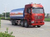 陕汽牌SX5316GYYGM456型运油车