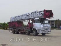 Shacman well-workover rig truck