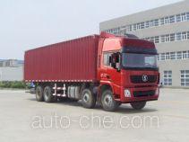 Shacman SX5316XXY4V456 box van truck