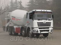 陕汽牌SX5318GJBDR346T型混凝土搅拌运输车