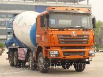 陕汽牌SX5318GJBDT326TL型混凝土搅拌运输车