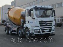 陕汽牌SX5318GJBMR326TL型混凝土搅拌运输车