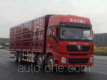 陕汽牌SX5320CCQ4C45B型畜禽运输车