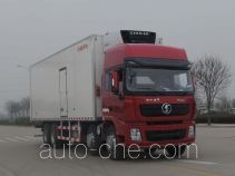 Shacman SX5320XLC4C45B refrigerated truck