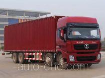 陕汽牌SX5320XXY4C45B型厢式运输车