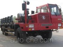 Shacman SX5371TXJ well-workover rig chassis