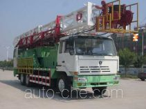 Shacman SX5380TXJ well-workover rig truck