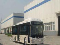 陕汽牌SX6120GDSHEVN型混合动力城市客车