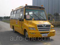 陕汽牌SX6660XDF型小学生专用校车