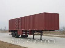 Shacman SX9270XXY box body van trailer