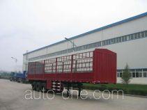 Shacman SX9281CLX stake trailer