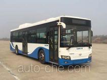 象牌SXC6120GHEV2型混合动力城市客车