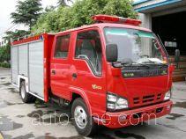 Chuanxiao SXF5070GXFAP15W1 class A foam fire engine