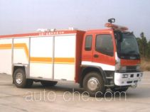 Chuanxiao SXF5110TXFZM10 lighting fire truck