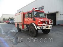 Chuanxiao SXF5120GXFPM20/B foam fire engine