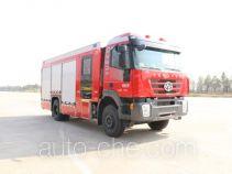 Специальный пожарный автомобиль