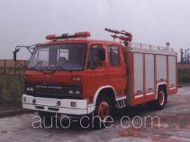 川消牌SXF5140GXFPM50P型泡沫消防车