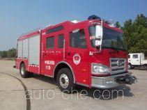 Chuanxiao SXF5140TXFJY100CA fire rescue vehicle