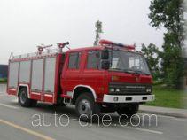 川消牌SXF5150TXFGL40EQ型干粉水联用消防车