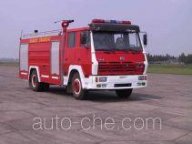 川消牌SXF5160GXFPM50N型泡沫消防车
