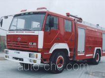 川消牌SXF5160GXFPM50T型泡沫消防车
