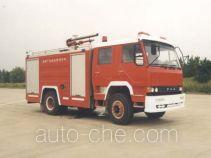 川消牌SXF5160GXFPM60J型泡沫消防车