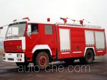 Chuanxiao SXF5160TXFGL40T dry water combined fire engine
