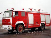 川消牌SXF5160TXFGL40T型干粉水联用消防车