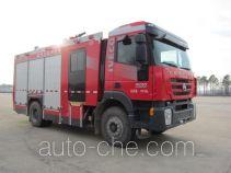 川消牌SXF5170GXFPM40/IV型泡沫消防车