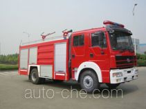 Chuanxiao SXF5190TXFGL60HY dry water combined fire engine