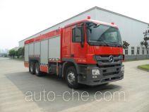 Chuanxiao SXF5240TXFGF60/B пожарный автомобиль порошкового тушения