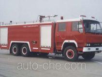 川消牌SXF5250GXFPM100J型泡沫消防车