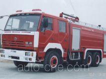 川消牌SXF5250GXFPM100T型泡沫消防车