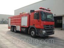 川消牌SXF5260GXFPM110B型泡沫消防车
