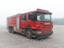 Chuanxiao SXF5270GXFPM120/S foam fire engine