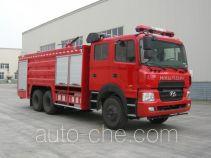 川消牌SXF5280GXFPM120HD型泡沫消防车