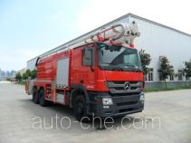 Chuanxiao SXF5300JXFJP32/B high lift pump fire engine