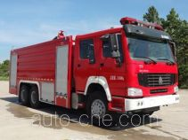 Chuanxiao SXF5320GXFPM160/HW1 foam fire engine