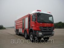 Chuanxiao SXF5380GXFPM180/B foam fire engine