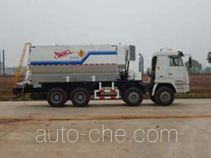 Huifeng Antuo SXH5310THLC1 granular ammonuim nitrate and fuel oil (ANFO) on-site mixing truck