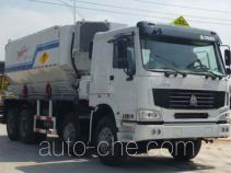 Huifeng Antuo SXH5310THLC2 granular ammonuim nitrate and fuel oil (ANFO) on-site mixing truck