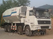 Huifeng Antuo SXH5310THLG1 granular ammonuim nitrate and fuel oil (ANFO) on-site mixing truck
